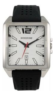 Reloj Prototype Modelo 9872 1c Rectangular