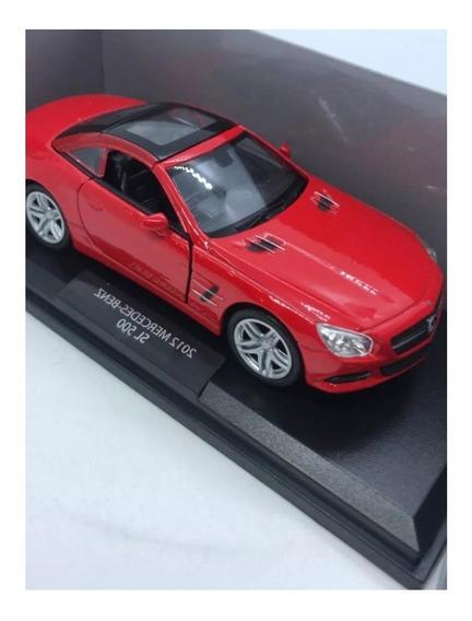 Deportivos De Leyenda. Mercedes Benz Sl500 Escala 1/38