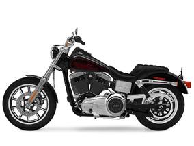 Harley-davidson-low Rider 1690cc Super Precio