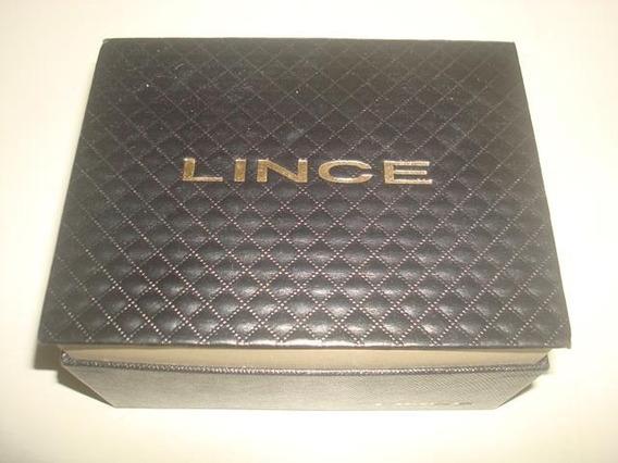 Caixa Original Para Relógio Lince C/ Almofada