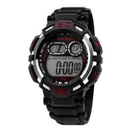 Relógio Mormaii Masculino Mo1001/8r C/ Garantia E Nf