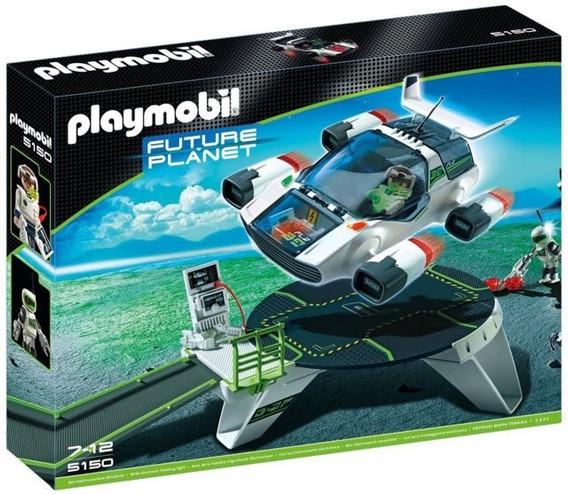 Novo Playmobil Future Plane E-rangers Turbojet 5150 Sunny