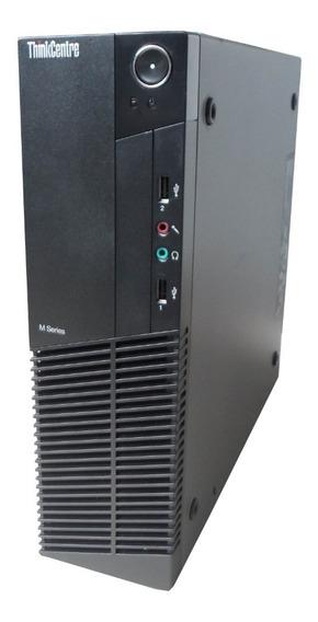 Computador Lenovo M81 Core I5 2400 8gb 240hd Ssd - Semi Novo