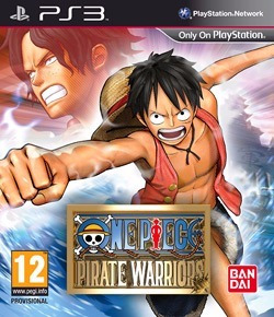 One Piece Pirate Warriors Ps3 Via Psn