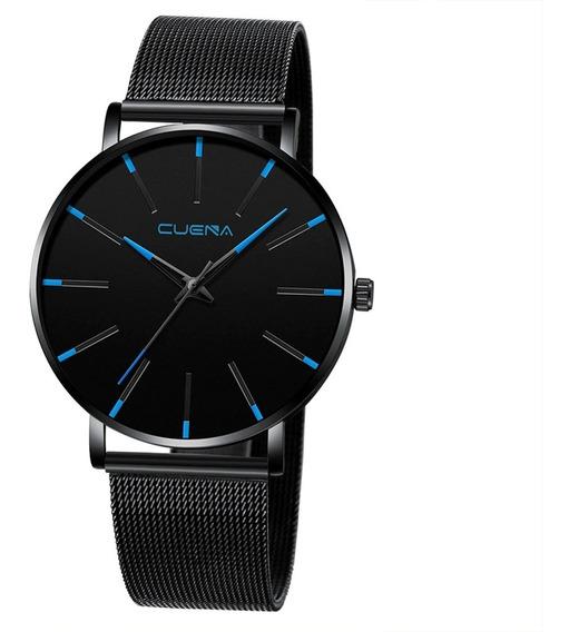 Relógio Masculino Casual Esportivo De Luxo Quartzo(promoção)