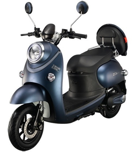 Moto Eléctrica Modelo Ivy - Golovolt (promoción 12 Msi Jal)