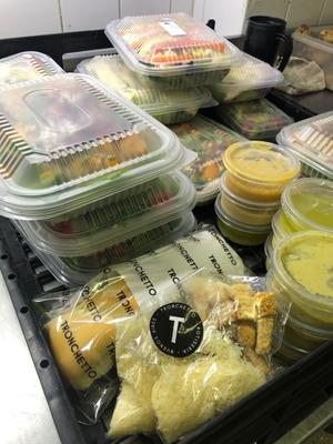 Viandas Para Empresas - Servicio De Almuerzo Para Empleados