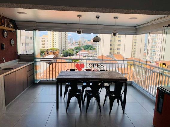 Apartamento No Tatuapé - Ap3037