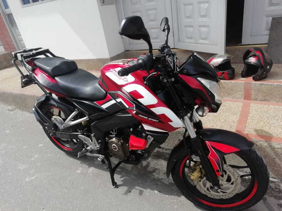 Moto Ns 200