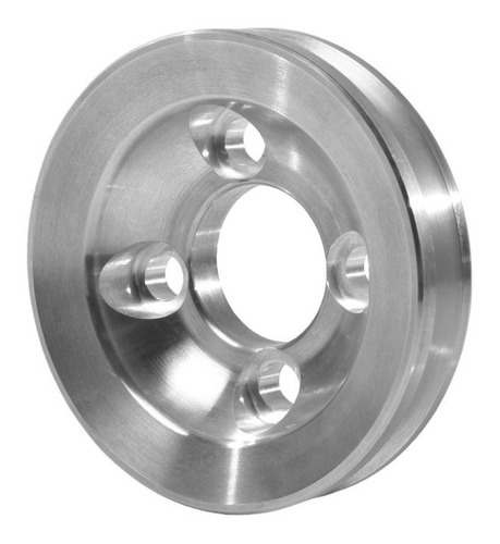Polea Cigueñal Vw Gol Escort Motor Ap Aluminio 90mm Collino