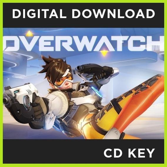 Overwatch Pc - 100% Original (battle.net Key) Promoção 50%!