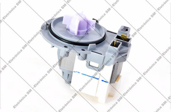Bomba Drenagem Máquina De Lavar LG Askoll 220v 35w Promoção