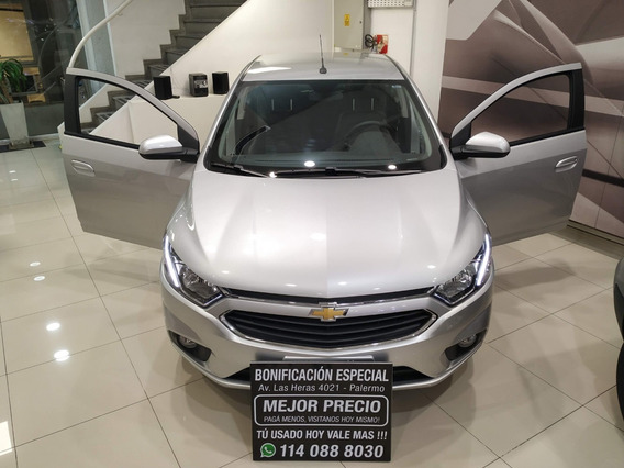 Chevrolet Prisma Ltz Automatico Mejor Precio #3