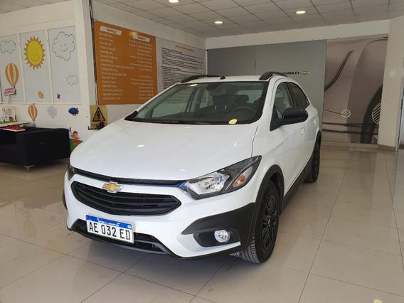 Chevrolet Onix Activ 5 Puertas 2019 Blanco