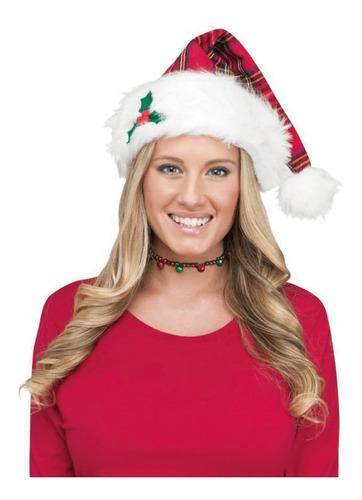 Imagen 1 de 1 de Gorro Navidad Papa Noel