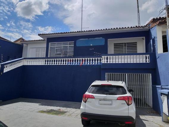 Casa À Venda Em Chácara Da Barra - Ca264748