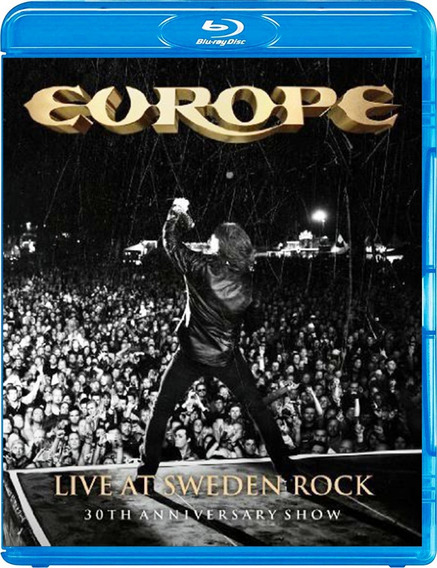 Blu-ray Europe - Live At Sweden Rock - 30th Anniversary Show