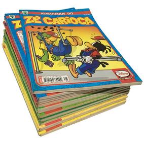 Almanaque Do Zé Carioca Lote 14 Revistas Novas Editora Abril