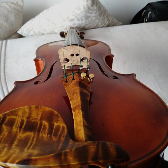 Viola De Arco Luthier Leonardo Pellegrini 41,5 2012