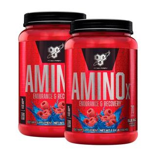 Amino X 2 Lb X 2 Un. Bsn Unidades - Energia Y Recuperacion