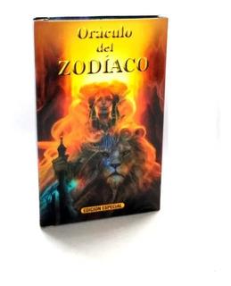 Oráculo Del Zodíaco Nacional Cartas + Libro