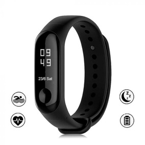 Relogio Smartwatch Xiaomi Mi Band 3 . Black