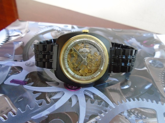 Citizen Antigo Skeleton Automatic Japan S