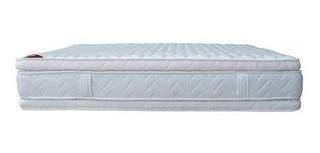 Colchón Resortado Doble Spring Descanso Perfecto 140 X Lk435