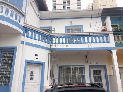 Casa De Vila C/2 Dorms. E 1 Vaga - Rb8747
