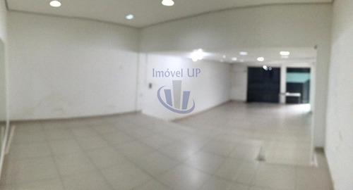 Imagem 1 de 5 de Loja Para Locacao Com 110m², Rua Luis Gois,vla Clementino/pacote R$4.950,00 !! - L-1087