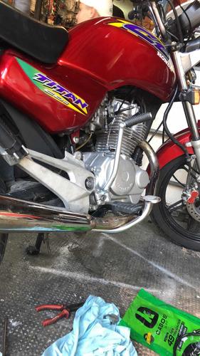 Imagem 1 de 4 de Honda Cg Titan 125