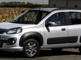 Nuevo !!! Fiat Uno Way 2018 0km - Anticipo Minimo $ 30.000 -