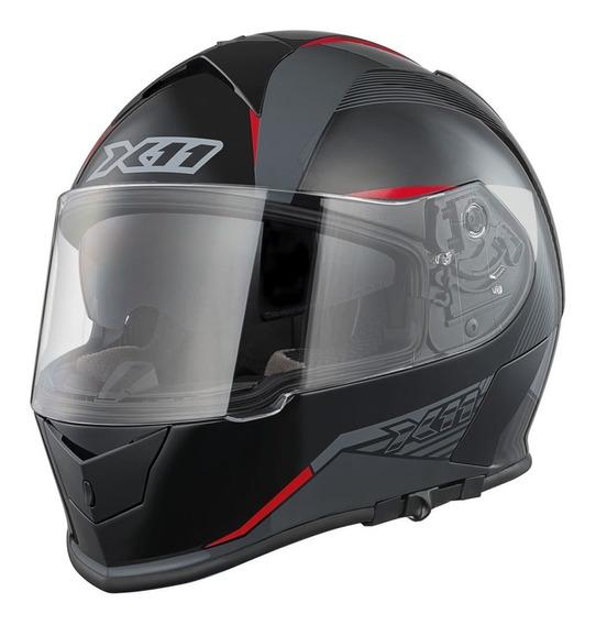Capacete Revo X11 Motoqueiro Motociclista Motoboy A Vista