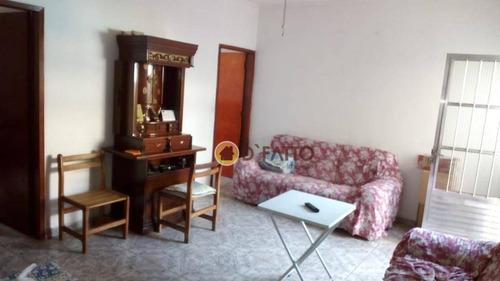 Casa Com 5 Dormitórios À Venda, 290 M² Por R$ 1.600.000,00 - Vila São João - Guarulhos/sp - Ca0648