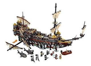 Conjuntos De Construcción,lego Piratas Del Caribe Silent..