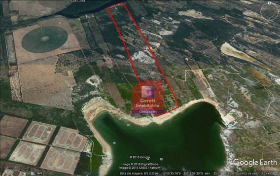Terreno À Venda, 1000 M² Por R$ 22.000 - Lagoa Do Bonfim - Nísia Floresta/rn V07335 - Te0018