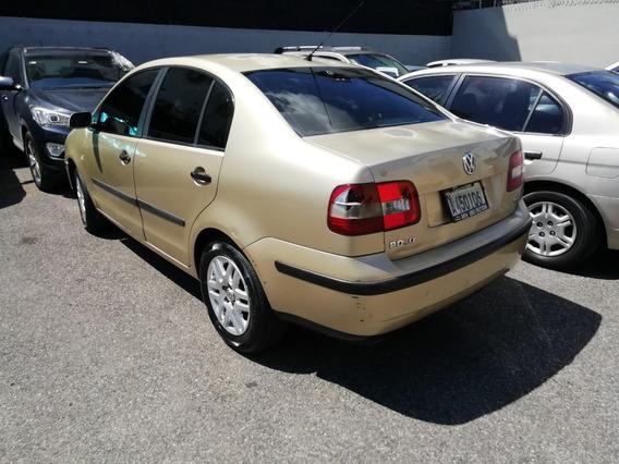 Vw Polo 06, Autom. Gasolina Y Gas Por Inyecc, Electrico