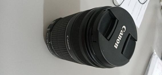 Lente Canon Ef-s 55-250 Mm F / 4-5.6 Is Ii