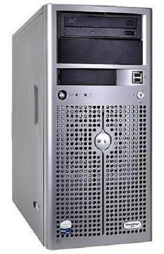 Servidor Dell Power Edge 840 Core 2 Duo 2gb 320hd
