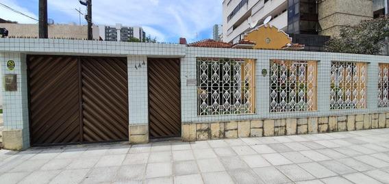 Casa Em Espinheiro, Recife/pe De 393m² 4 Quartos Para Locação R$ 15.000,00/mes - Ca405149