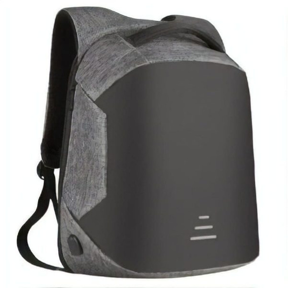 Mochila Inteligente Antirrobo Notebook Impermeable