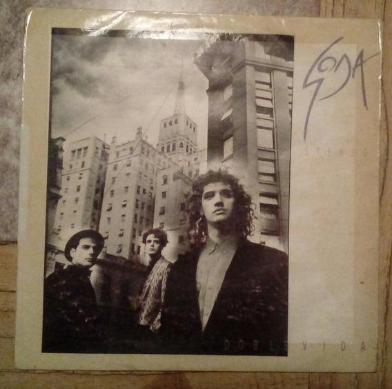 Soda Stereo Doble Vida Vinilo Argentina 1988.