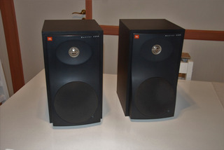Monitores De Estudio Jbl 4206 Excelentes Woofer 6 Tweeter 1