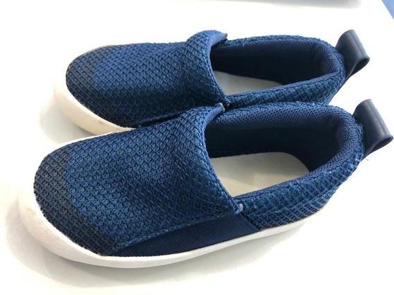 Tênis Flip Azul Marinho Zara Baby 23/25