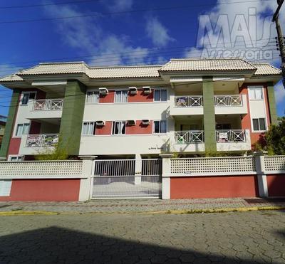 Apartamento Para Venda Em Bombinhas, Bombas, 3 Dormitórios, 1 Suíte, 2 Banheiros, 2 Vagas - Jva2726