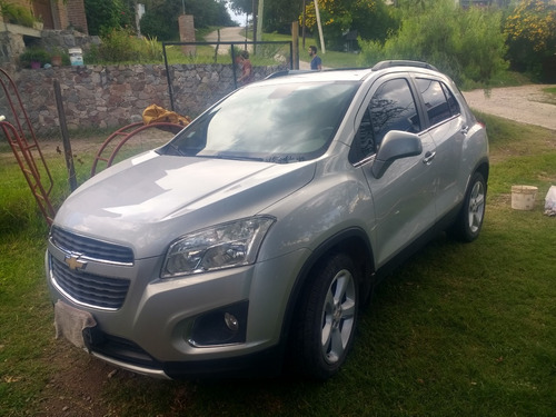 Chevrolet Tracker Ltz - Awd