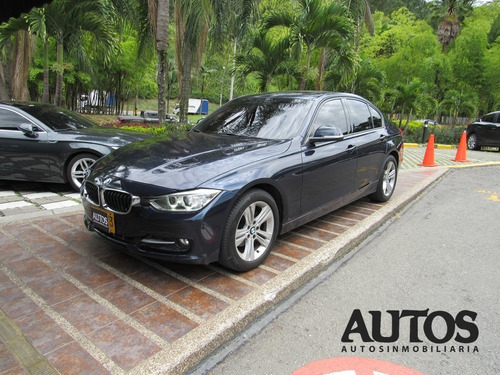 Bmw 316i At Sec Sedan Twinpower Turbo Cc1600