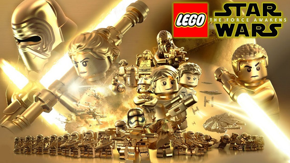 Lego Star Wars: The Force Awakens - Deluxe Edition Steam Cd