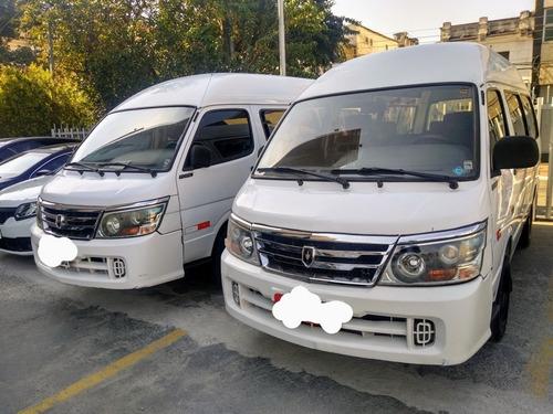 Jinbei Topic Van 2015 2.0 16v Sl 4p