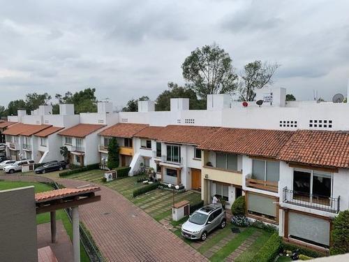 Nabor Carrillo, Casa En Condominio Horizontal Con Hermosas Áreas Verdes